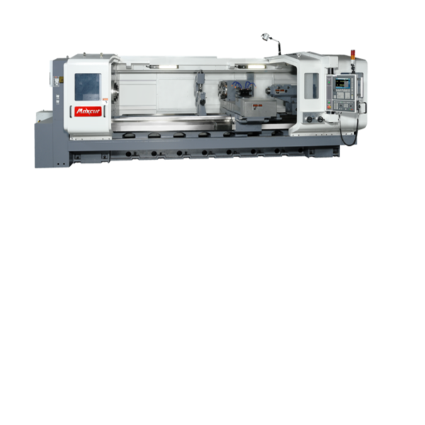 Flatbed cnc lathes